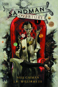 Sandman Overture #1 (of 6) (Cover B) review at TFAW.com