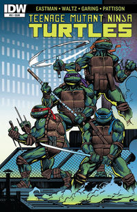 Teenage Mutant Ninja Turtles comics at TFAW.com