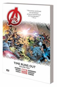 Avengers Time Runs Out TPB Vol. 02