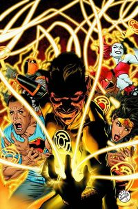 Sinestro TPB Vol. 04 The Fall of Sinestro