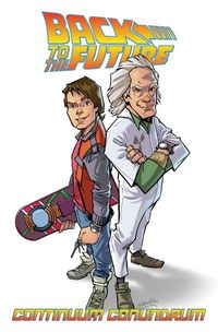 Back to the Future TPB Vol. 02 Continuum Conundrum
