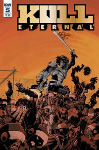 Kull Eternal #5 (Cover A - Pizzari)