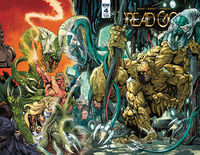 Dread Gods #4 (Cover B - Sears)