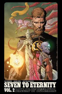 Seven To Eternity TPB Vol. 02