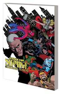 Doctor Strange and Sorcerers Supreme TPB Vol. 02 Time After Ti