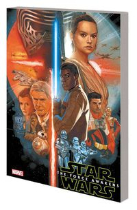 Star Wars Force Awakens Adapatation TPB