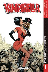 Vampirella Forbidden Fruit TPB