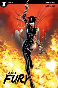 Miss Fury #1 (Cover A - Tucci)