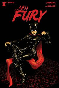 Miss Fury #1 (Cover D - McKone)