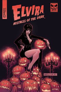 Elvira Mistress of Dark Spring Special One Shot