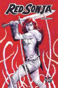 Red Sonja #9 (Cover D - Walsh)