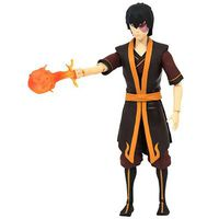 Avatar: the Last Airbender Series 1 Action Figure - Zuko