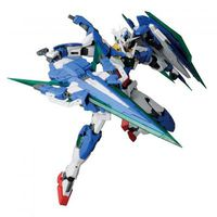 00 QAN[T] Full Saber Mobile Suit Gundam 00V: Battlefield Record Bandai MG 1/100