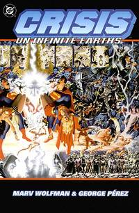 Crisis on Infinite Earths TPB