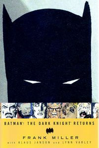 Batman: The Dark Knight Returns comic book review at TFAW.com