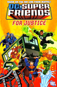 Super Friends For Justice TPB