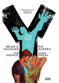 Y the Last Man Deluxe Edition HC Vol. 05