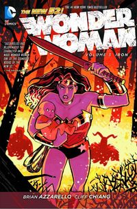 Wonder Woman TPB Vol. 03 Iron