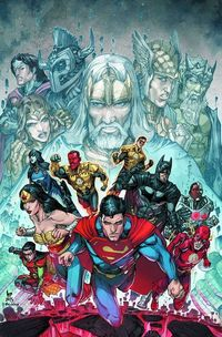 Injustice Gods Among Us Year Four HC Vol. 01