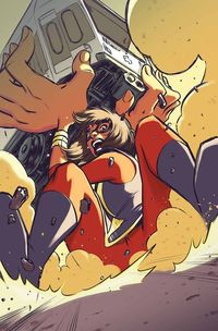 Ms. Marvel #4 comic book review at TFAW.com