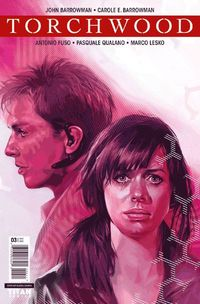 Torchwood 2 #3 (Cover A - Caranfa)