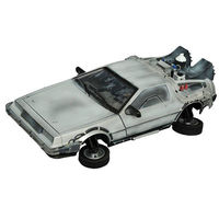 Back To The Future 2 Frozen Hover Time Machine Electronic Vehicle