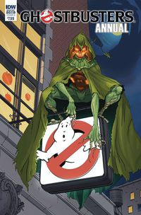 Ghostbusters Annual 2018 (Cover A - Schoening)