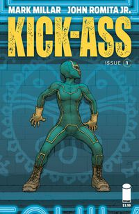 Kick-Ass #1 (Cover D - Quitely)