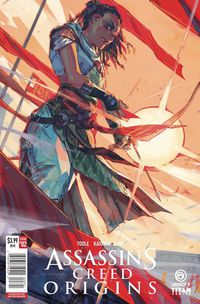 Assassins Creed Origins #2 (of 4) (Cover B - Infante)