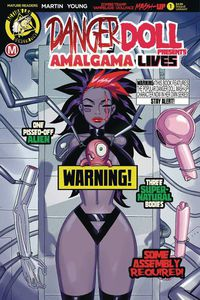 Danger Doll Squad Presents Amalgama Lives #1 (Cover B - Young Ris)