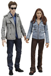 Twilight Edward Cullen & Bella Swan Action Figure 2-Pack