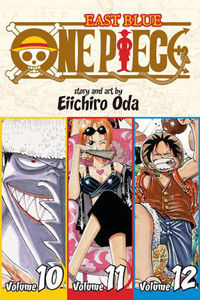 One Piece 3-in-1 TPB Vol. 04
