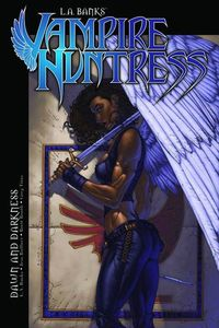 LA Banks Vampire Huntress TPB Vol. 01