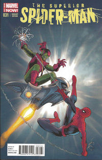 Superior Spider-Man #31 review at TFAW.com