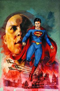Smallville Season 11 TPB Vol. 06 Alien