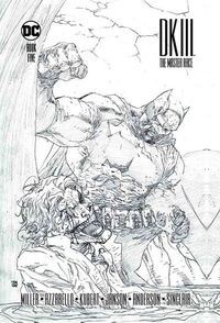 Dark Knight III Master Race #5 (of 9) Collectors Edition
