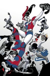 Harley Quinn HC Vol. 04 A Call To Arms