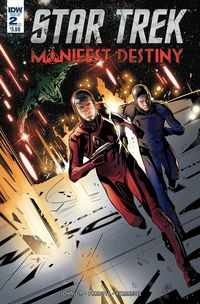 Star Trek Manifest Destiny #2