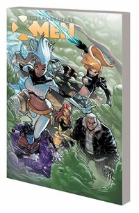 Extraordinary X-Men TPB Vol. 01 X-haven