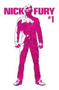 Nick Fury comics at TFAW.com