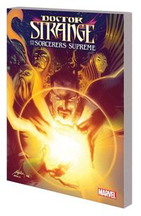 Doctor Strange and Sorcerers Supreme TPB Vol. 01 Out of Time