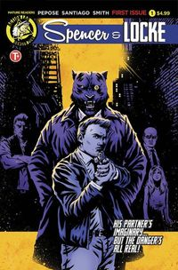 Spencer And Locke #1 (of 4) (Cover B - House)