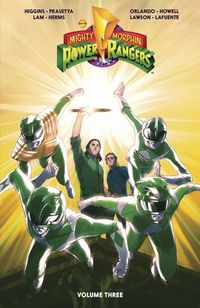 Mighty Morphin Power Rangers TPB Vol 03