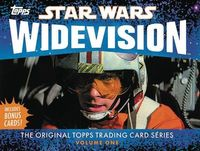 Star Wars Orig Topps Trading Card Widevision HC Vol. 01
