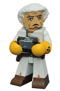 Back To the Future Doc Brown Vinimate