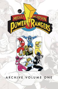 Mighty Morphin Power Rangers Archive TPB Vol 01