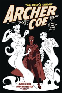 Archer Coe GN Vol 02 Way of Dusty Death