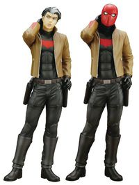 DC Comics Red Hood Ikemen Statue W/ Bonus Part