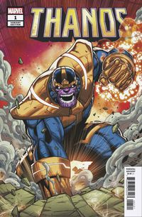 Thanos #1 (of 6) (Lim Variant)