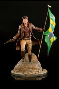 Serenity Malcolm Reynolds 1:6 Scale Statue